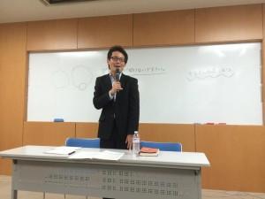 京都にて話し方教室を開講しました!